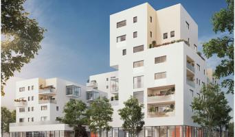 Vénissieux programme immobilier rénové « Symbioz » en loi pinel