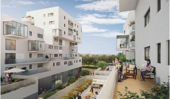 Vénissieux programme immobilier neuve « Symbioz » en Loi Pinel  (2)