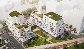 Vénissieux programme immobilier neuve « Symbioz » en Loi Pinel  (3)