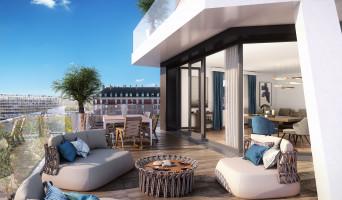 Le Havre programme immobilier rénové « Alta » en loi pinel
