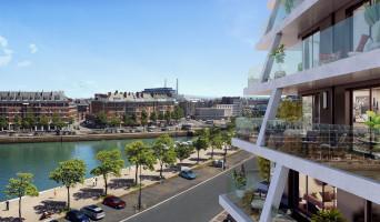 Le Havre programme immobilier neuve « Alta » en Loi Pinel  (2)