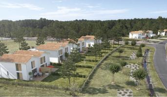 Biscarrosse programme immobilier neuve « Les Villas De Lapuyade »  (4)