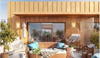 Rennes programme immobilier neuve « Kosmo »