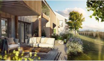 Orgères programme immobilier neuve « O'Bois »