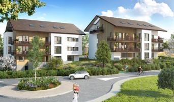 Vulbens programme immobilier neuve « Lignes et Collines »
