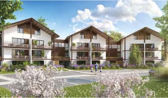 Vulbens programme immobilier neuve « Lignes et Collines »  (2)