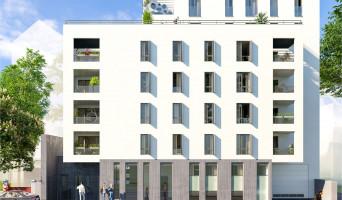 Villeurbanne programme immobilier neuf « Le Clos Lafayette » en Loi Pinel