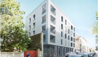Villeurbanne programme immobilier neuve « Le Clos Lafayette » en Loi Pinel  (2)