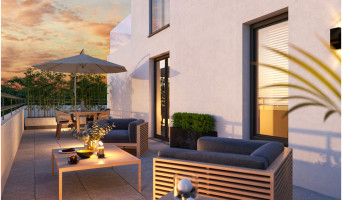 Villeurbanne programme immobilier neuve « Le Clos Lafayette » en Loi Pinel  (3)