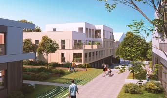 Saint-Herblain programme immobilier neuve « L'Héritage » en Loi Pinel  (2)