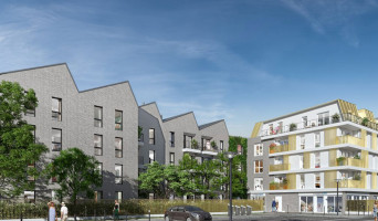 Romainville programme immobilier neuve « Villa Saint-Germain »