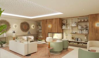 Romainville programme immobilier neuve « Villa Saint-Germain »  (2)