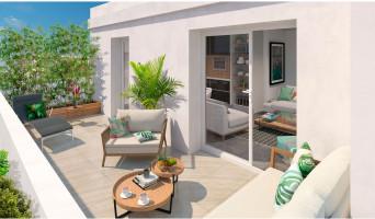Montpellier programme immobilier neuf « Khoros » en Loi Pinel