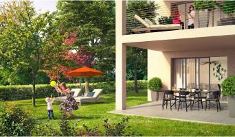 Aix-en-Provence programme immobilier neuve « Coeur Village » en Loi Pinel