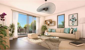 Aix-en-Provence programme immobilier neuve « Coeur Village » en Loi Pinel  (2)