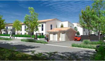 Villenave-d'Ornon programme immobilier rénové « Les Jardins d'Adèle » en loi pinel