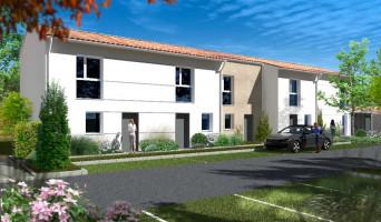 Villenave-d'Ornon programme immobilier neuve « Les Jardins d'Adèle » en Loi Pinel  (2)