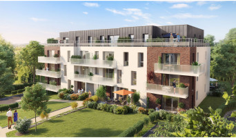 Bailleul programme immobilier neuve « Harmony » en Loi Pinel  (2)
