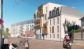 Limoges programme immobilier rénové « Le Florilège » en loi pinel