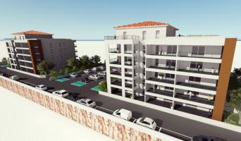 Lucciana programme immobilier neuve « Primavera »