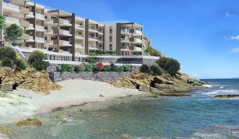 San-Martino-di-Lota programme immobilier rénové « PietraMare » en loi pinel
