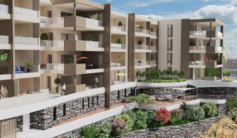San-Martino-di-Lota programme immobilier neuve « PietraMare » en Loi Pinel  (2)