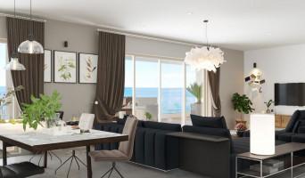 San-Martino-di-Lota programme immobilier neuve « PietraMare » en Loi Pinel  (4)
