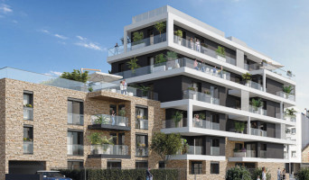 Rennes programme immobilier rénové « Signature » en loi pinel