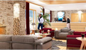 Les Avanchers-Valmorel programme immobilier neuve « L'Ecrin d'Argent »  (5)
