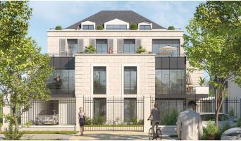 Saint-Cyr-sur-Loire programme immobilier neuve « Le Domaine de la Chanterie »