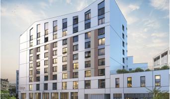 Angers programme immobilier rénové « Skyline »