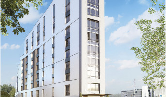 Angers programme immobilier neuve « Skyline »  (2)