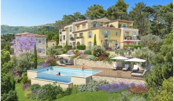 Le Rouret programme immobilier neuve « Les Hauts de Chantebelle »