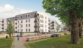 Bourges programme immobilier neuve « Villas Ginkgos Le Bilboa »