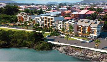 Cayenne programme immobilier rénové « Hadali » en loi pinel
