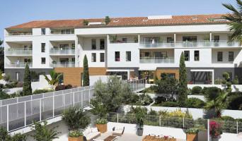 Marseille programme immobilier neuve « Esprit Calanques Bâtiment C »  (2)