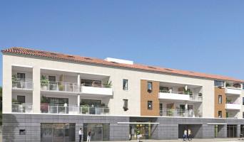Marseille programme immobilier neuve « Esprit Calanques Bâtiment C »  (3)