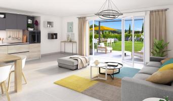 Marseille programme immobilier neuve « Esprit Calanques Bâtiment C »  (4)