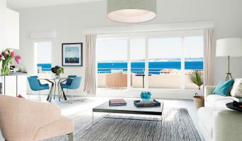 Marseille programme immobilier neuve « Esprit Calanques Bâtiment C »  (5)