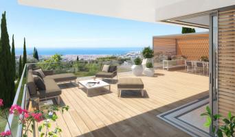 Nice programme immobilier neuve « Le Domaine de Gairaut »