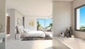 Nice programme immobilier neuve « Le Domaine de Gairaut »  (2)
