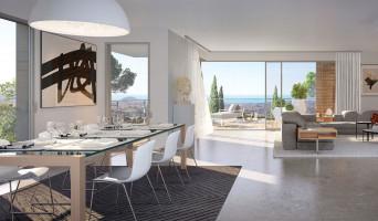 Nice programme immobilier neuve « Le Domaine de Gairaut »  (3)