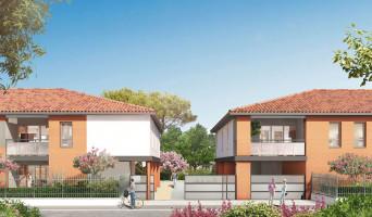Toulouse programme immobilier neuve « Closerie Saint-Simon »