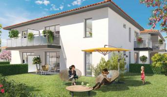 Toulouse programme immobilier neuve « Closerie Saint-Simon »  (2)