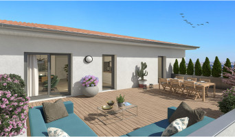 Toulouse programme immobilier neuve « On The Roch »  (2)