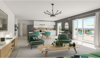 Toulouse programme immobilier neuve « On The Roch »  (3)