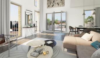 Bordeaux programme immobilier neuve « Emblem » en Loi Pinel  (5)