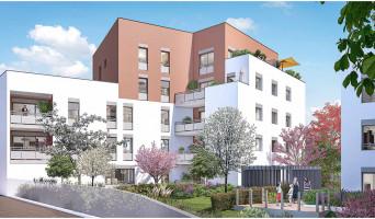 Villeurbanne programme immobilier rénové « Déclic » en loi pinel