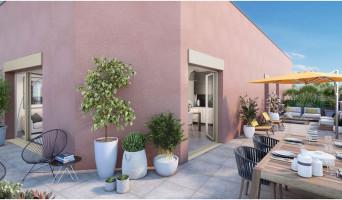 Villeurbanne programme immobilier neuve « Déclic » en Loi Pinel  (2)