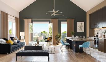 Chessy programme immobilier à rénover « La Ferme de Chessy » en Loi Pinel ancien  (4)